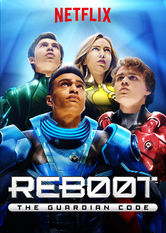 Reboot: The Guardian Code Netflix ES (España)