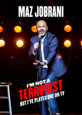 Maz Jobrani: I'm Not a Terrorist, But I've Played One on TV Netflix ES (España)